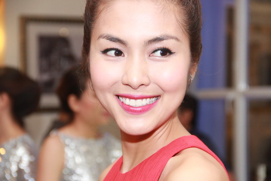 Tăng Thanh Hà - Người đẹp không tuổi trong giới Showbiz