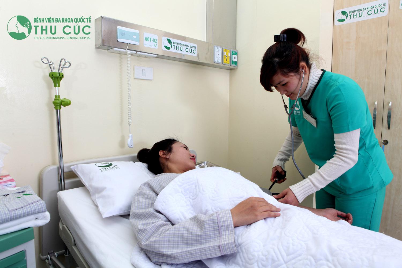 Khách hàng sẽ được chăm sóc hậu phẫu chu đáo, tận tình bởi các điều dưỡng viên chuyên nghiệp