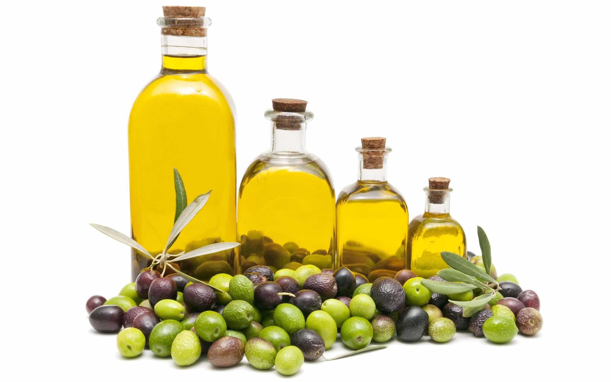 Chăm sóc da bằng dầu oliu