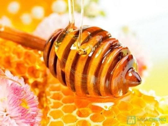 Chăm sóc da từ mật ong