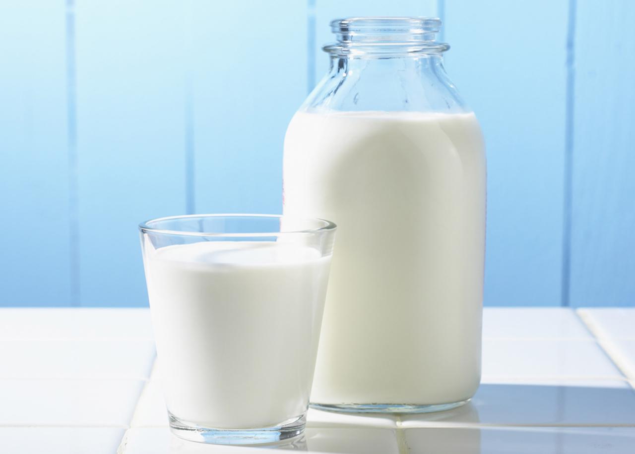 Chăm sóc da từ sữa tươi
