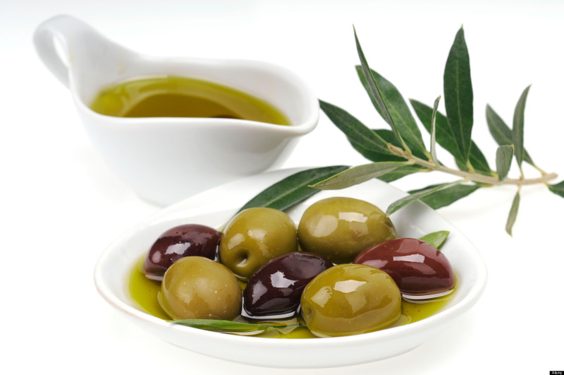 Chăm sóc da với dầu olive