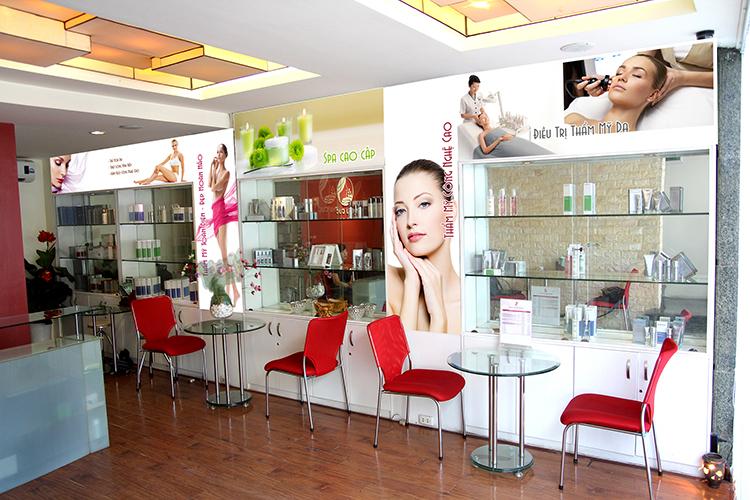 Chăm sóc da mặt ở spa nào tốt?