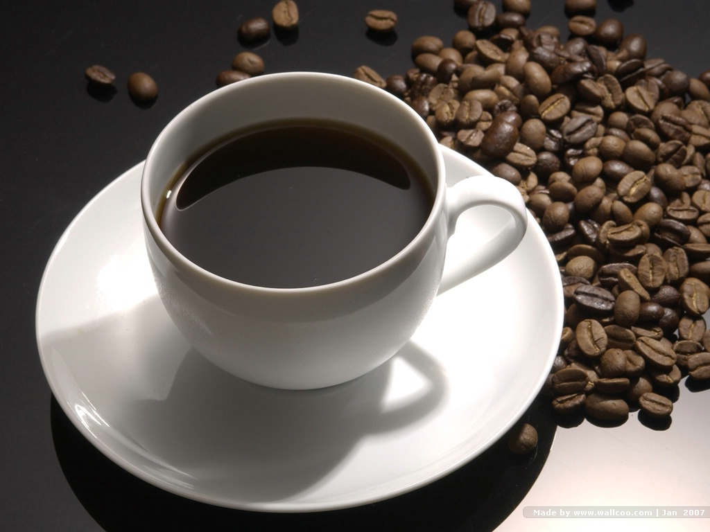 Tắm trắng bằng cafe