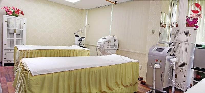 Điều trị mụn bằng công nghệ cao của Thu Cúc Spa để sớm thoát khỏi mụn phiền toái