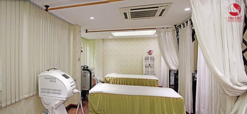 Thu Cúc Sài Gòn ứng dụng công nghệ cao trong điều trị mụn