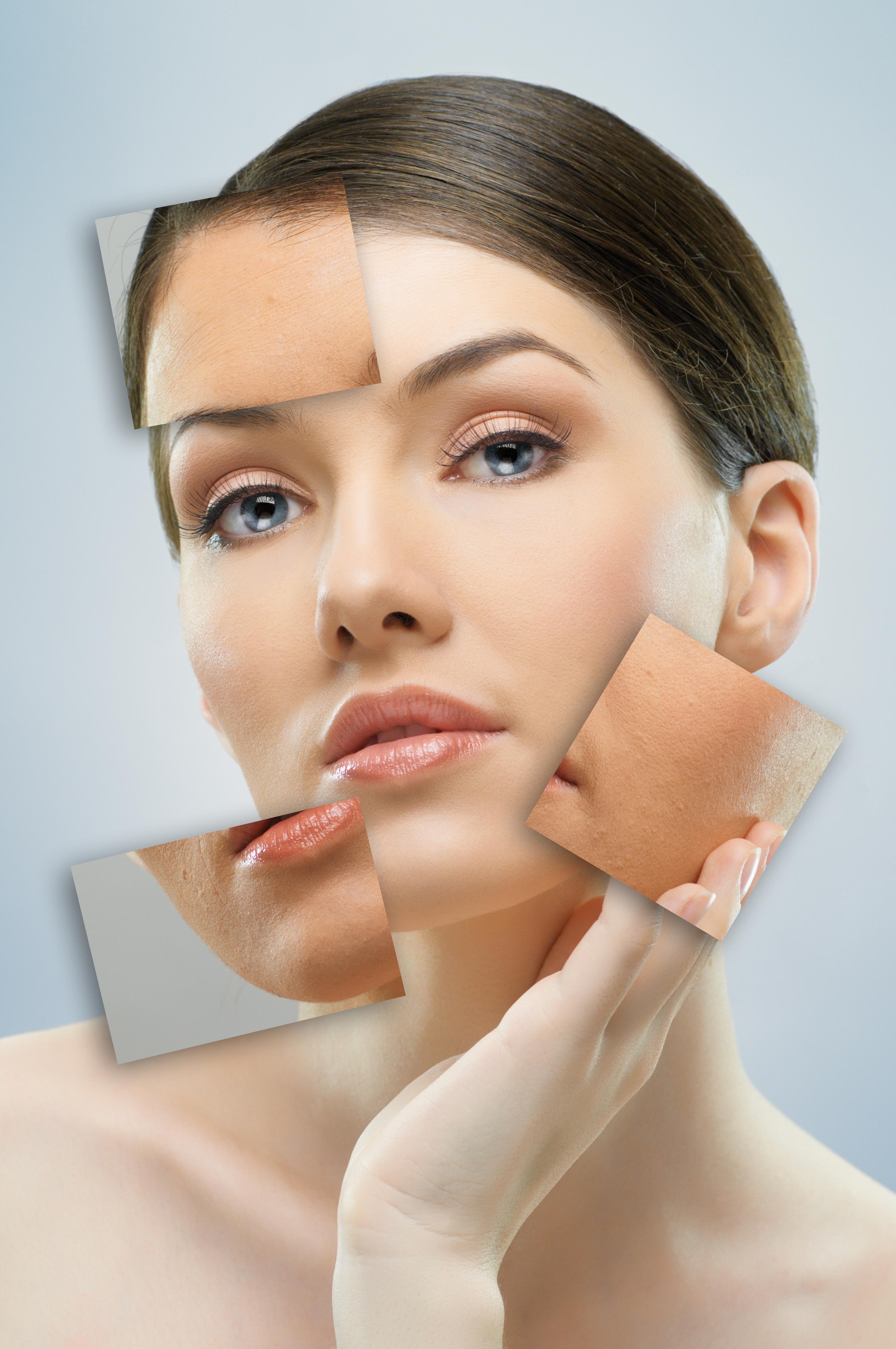 Tìm hiểu về da mặt