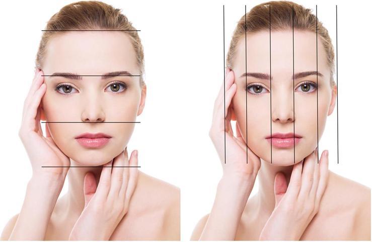 Bác sĩ sẽ đo vẽ gương mặt của bạn theo tỉ lệ lý tưởng nhờ vào kết quả chụp X-quang