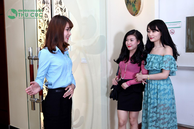 Thu Cúc Sài Gòn luôn cố gắng mang tới cho khách hàng những dịch vụ tốt nhất, trải nghiệm các công nghệ thẩm mỹ mới nhất trên thế giới