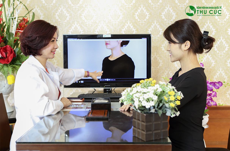 Thẩm mỹ Thu Cúc Sài Gòn hiện đang áp dụng các phương pháp nâng ngực an toàn gồm nâng ngực nội soi, nâng ngực bằng mỡ tự thân, nâng ngực sa trễ