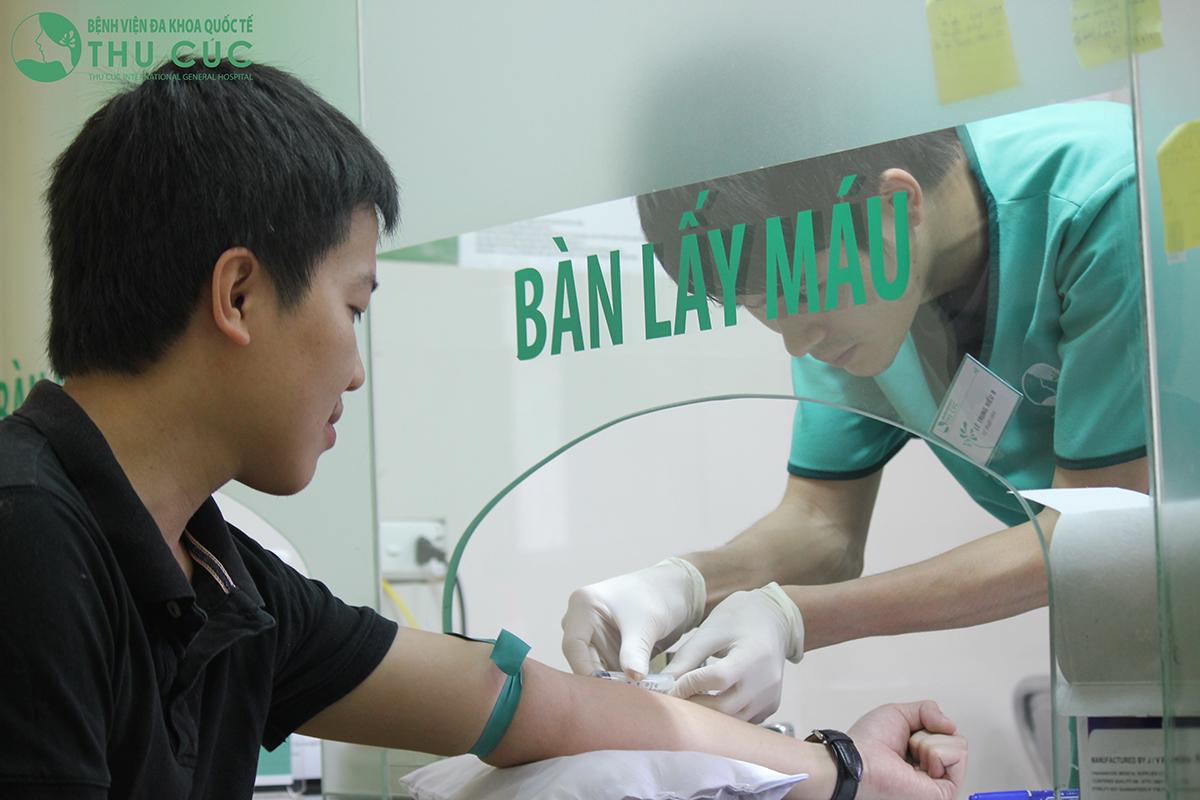 Khách hàng sẽ được kiểm tra sức khỏe đầy đủ để đảm bảo đáp ứng đủ điều kiện phẫu thuật theo quy định