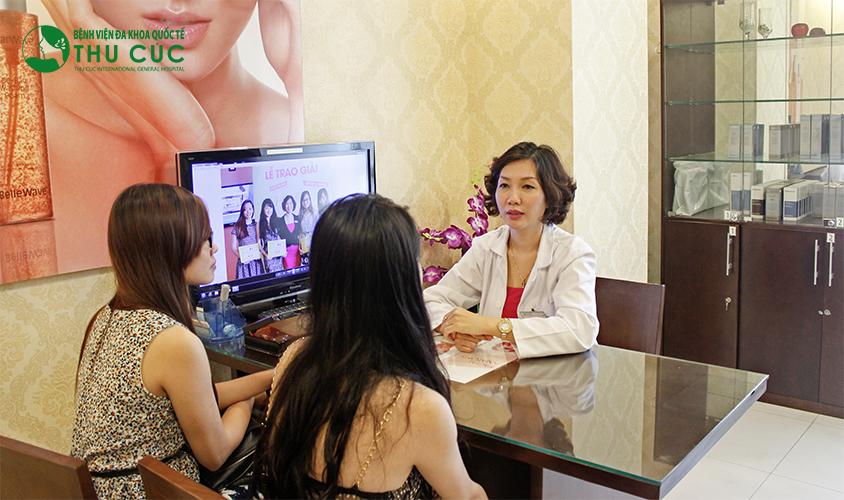 Ngay sau thực hiện trị sẹo lõm bằng Laser Fractional co2, khách hàng có thể ra về và tiếp tục sinh hoạt như bình thường mà không cần thời gian nghỉ dưỡng