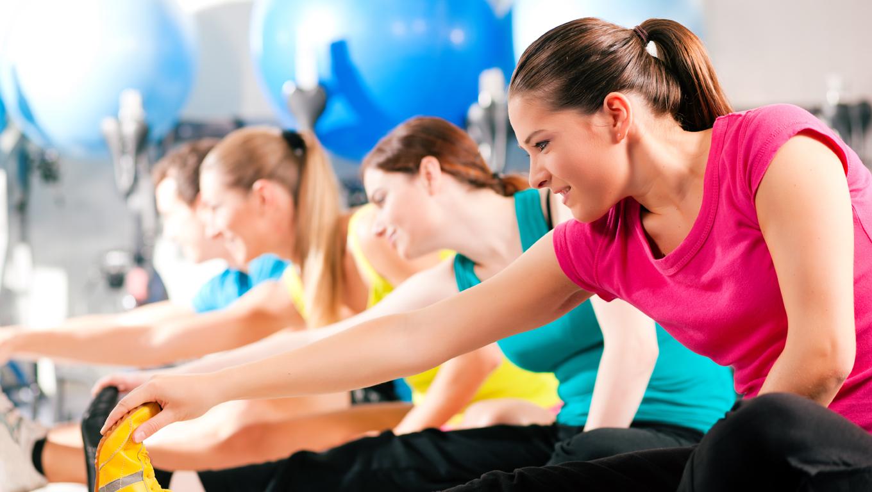 Tập thể dục mỗi ngày để giúp máu lưu thông tốt, nuôi dưỡng làn da hồng hào, săn chắc