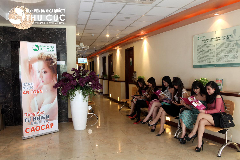 Là thương hiệu thẩm mỹ có gần 20 năm hoạt động trong lĩnh vực chăm sóc sắc đẹp, Thu Cúc Sài Gòn đã tạo dựng được niềm tin trong lòng hàng triệu khách hàng
