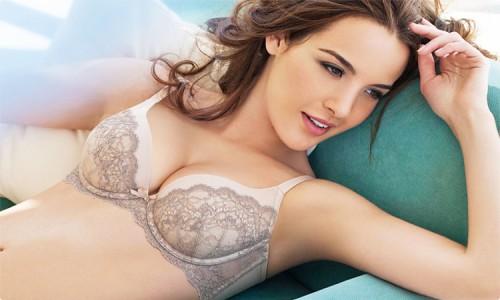 Vòng một đẹp không chỉ cần độ đầy đặn, nở nang mà còn phải săn chắc, tròn trịa, bầu ngực nhô cao