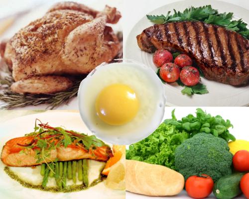 Chị em cần tăng cường thực phẩm giàu protein – collagen, mỡ, estrogen