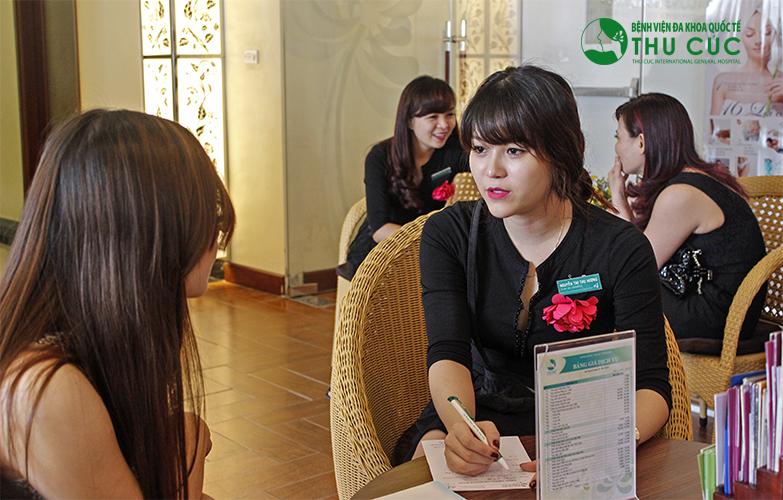 Là cơ sở thẩm mỹ mang thương hiệu lâu năm, Thu Cúc Sài Gòn được rất nhiều khách hàng lựa chọn làm nơi sử dụng dịch vụ nâng ngực bằng mỡ tự thân