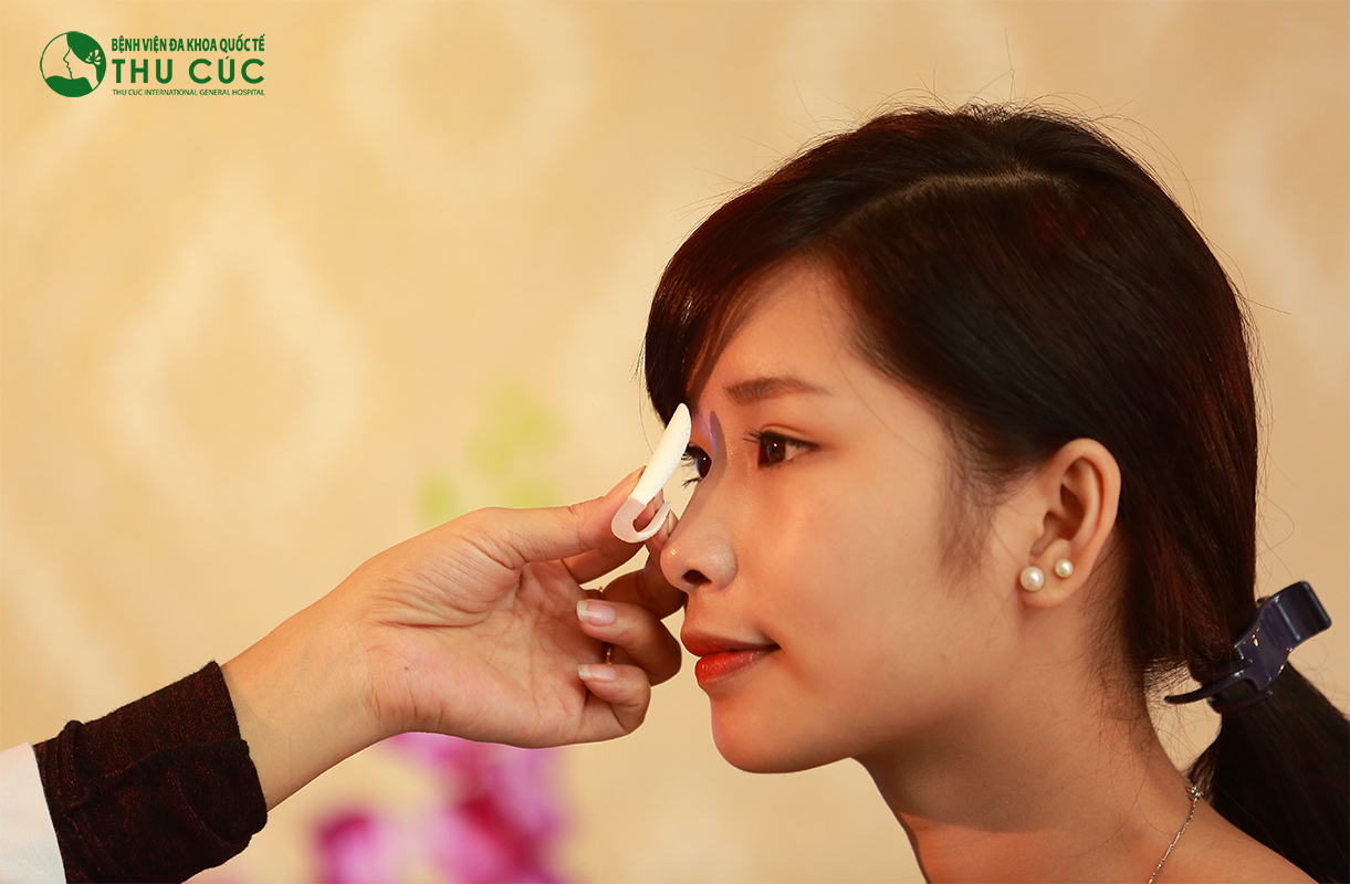 Sửa mũi an toàn tại Thu Cúc Sài Gòn