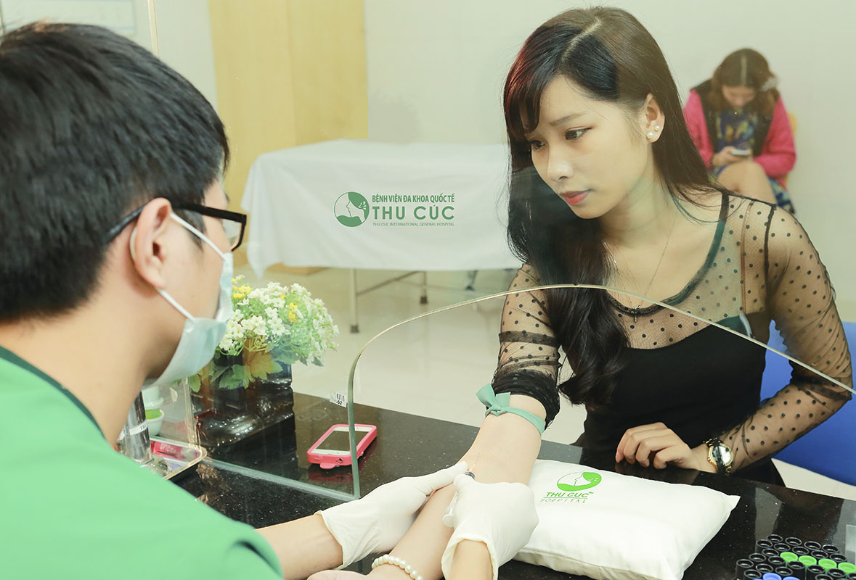 Quy trình thu gọn cánh mũi tại thẩm mỹ Thu Cúc Sài Gòn được thực hiện theo đúng tiêu chuẩn an toàn của Bộ y tế