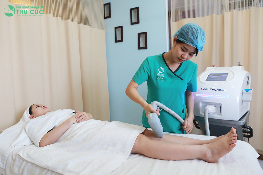 Laser Diode không những triệt lông vĩnh viễn mà còn điều trị lông mọc ngược hiệu quả