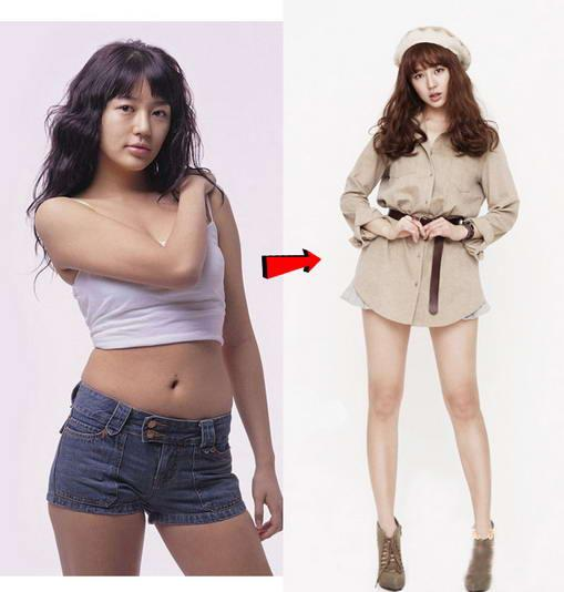 Để hóa thân vào những vai diễn của mình, Yoon Eun Hye đã phải lên xuống cân nặng thường xuyên. Cô cho biết cô tăng cân rất dễ nhưng để giảm cân, cô phải tuân thủ những món ăn đã được lên trong thực đơn giảm cân, ngoài ra không đụng đến các đồ ăn khác. Bên cạnh đó là những bài tập giúp đốt cháy calo thừa trong cơ thể