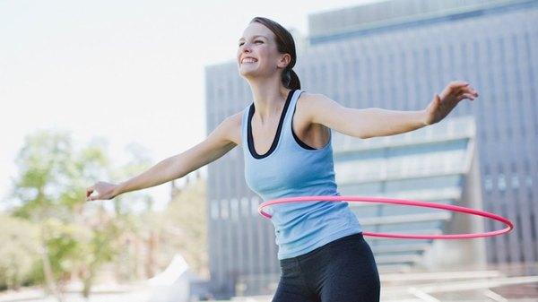 Tập thể dục đều đặn để tăng cường sức khỏe và đốt cháy mỡ thừa