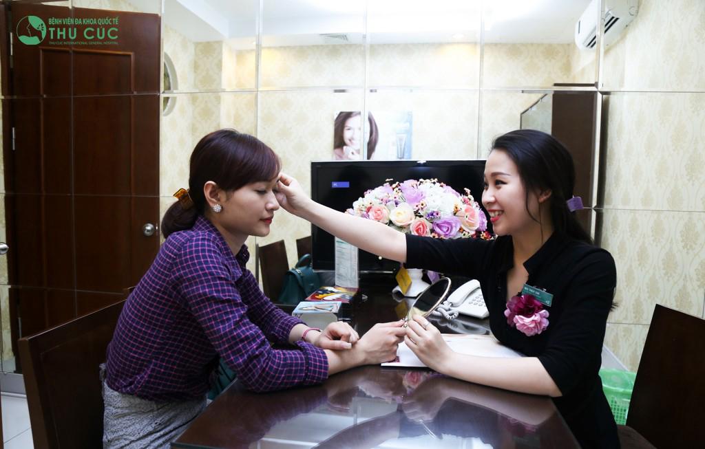 Bấm mí Hàn Quốc đẹp nhất Sài Gòn