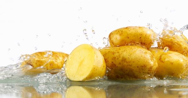 Khoai tây chứa tinh bột, protit, các loại muối khoáng, vitamin C,… đều là những thành phần hữu ích cho làn da của bạn