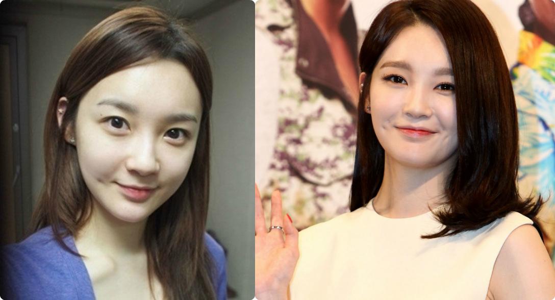 Với làn da mịn màng hoàn hảo,  nữ ca sĩ nhóm Davichi - Kang Min Kyung luôn tự tin để mặt mộc khi ra ngoài. Cô tiết lộ bí quyết giúp trẻ hóa da của cô chính là dùng bì lợn để đắp mặt mỗi ngày.