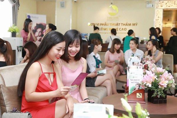 Thu Cúc Sài Gòn được đông đảo khách hàng lựa chọn để nâng mũi