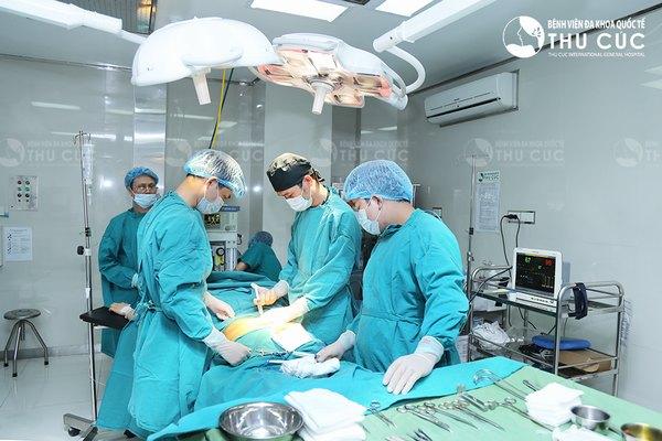 Quy trình nâng ngực bằng mỡ tự thân được thực hiện bài bản, chuyên nghiệp