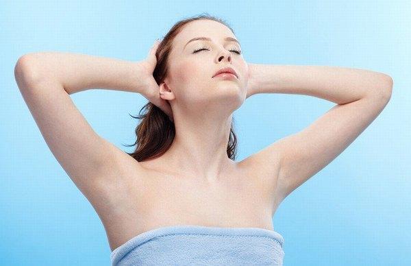 Sau khi điều trị bạn có thể thoải mái, tự tin vận động mà không phải lo ngại mùi cơ thể