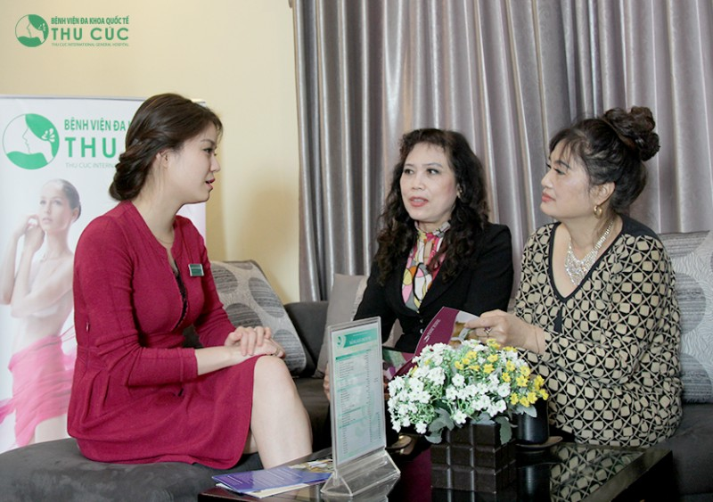 Nâng ngực sa trễ ở Thu Cúc Sài Gòn giá bao nhiêu?