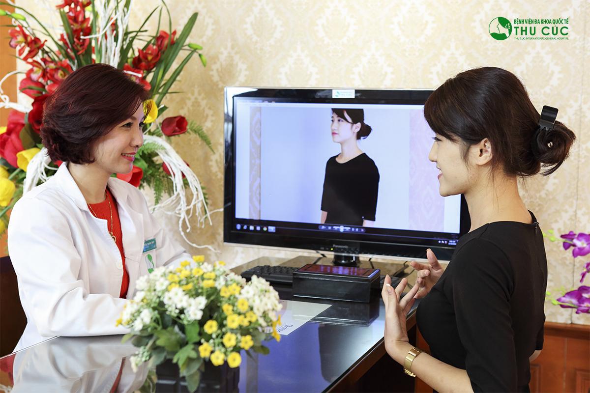 Thu Cúc Sài Gòn- Địa chỉ nâng ngực bằng mỡ tự thân uy tín tại TP.HCM