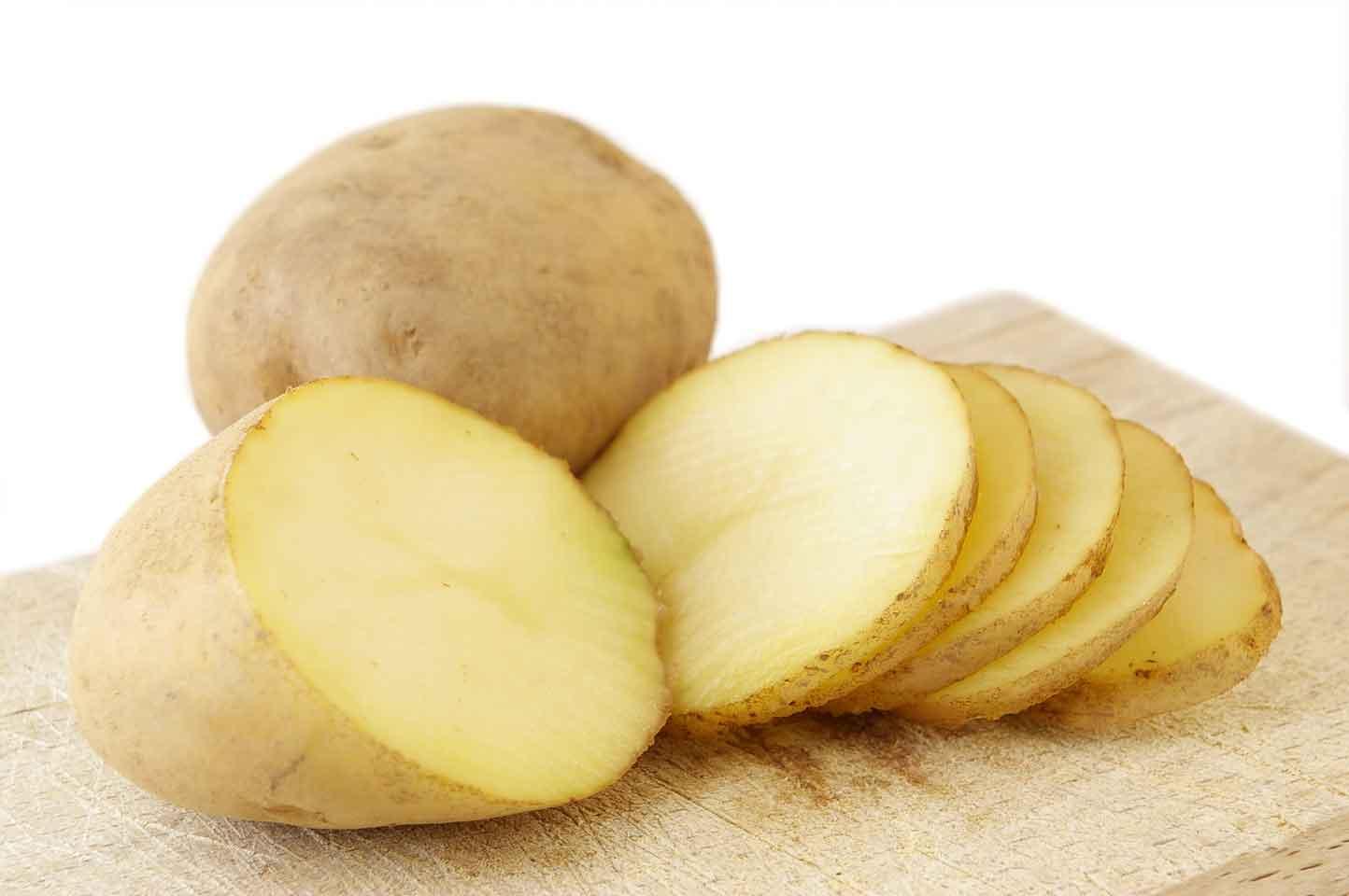 Khoai tây chứa nhiều thành phần hóa học có tính oxy hóa mạnh mẽ