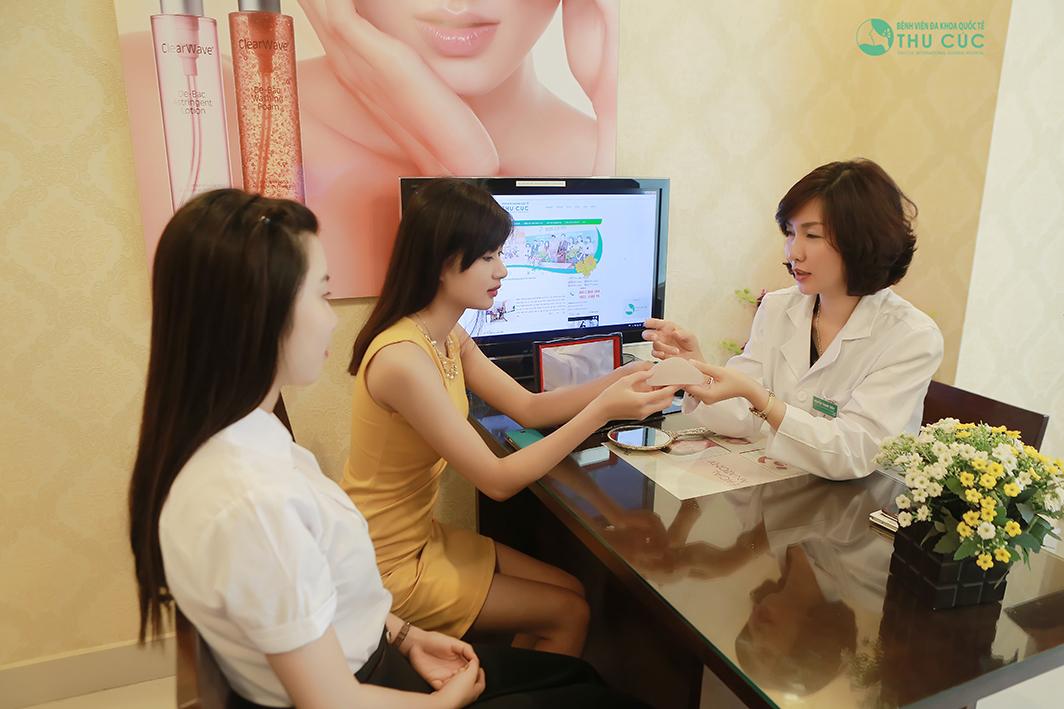 Địa chỉ nâng ngực nội soi đẹp nhất Sài Gòn