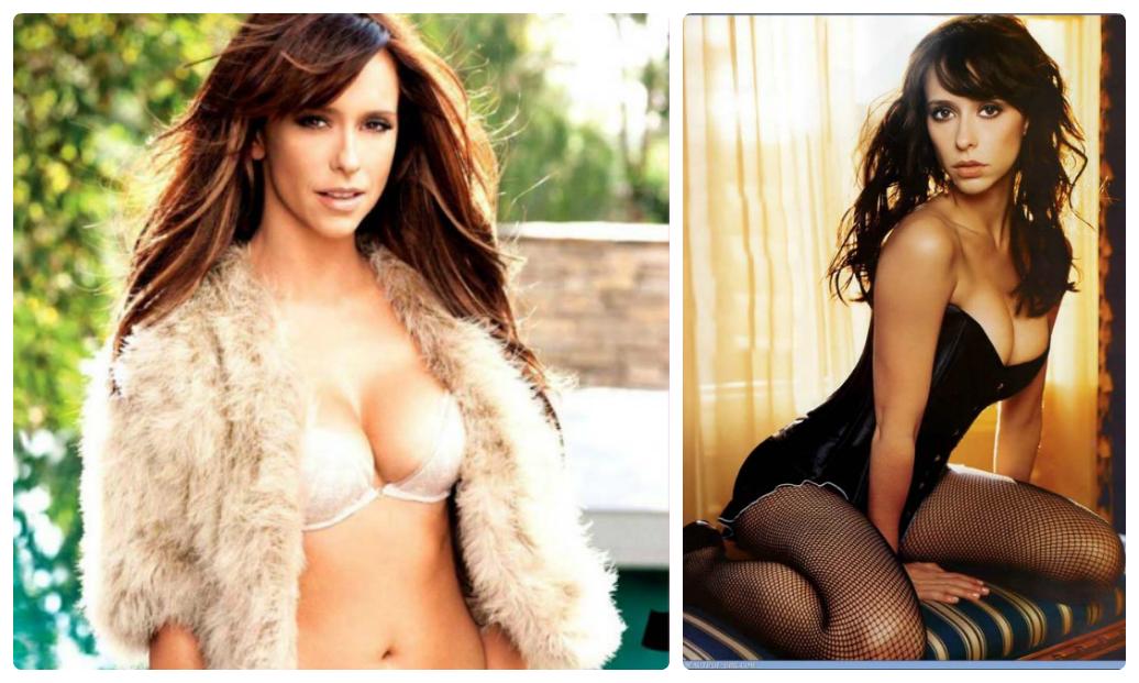 """Mặc dù có dáng người nhỏ nhắn nhưng Jennifer Love Hewitt lại sở hữu một bộ ngực khá """"khủng"""""""