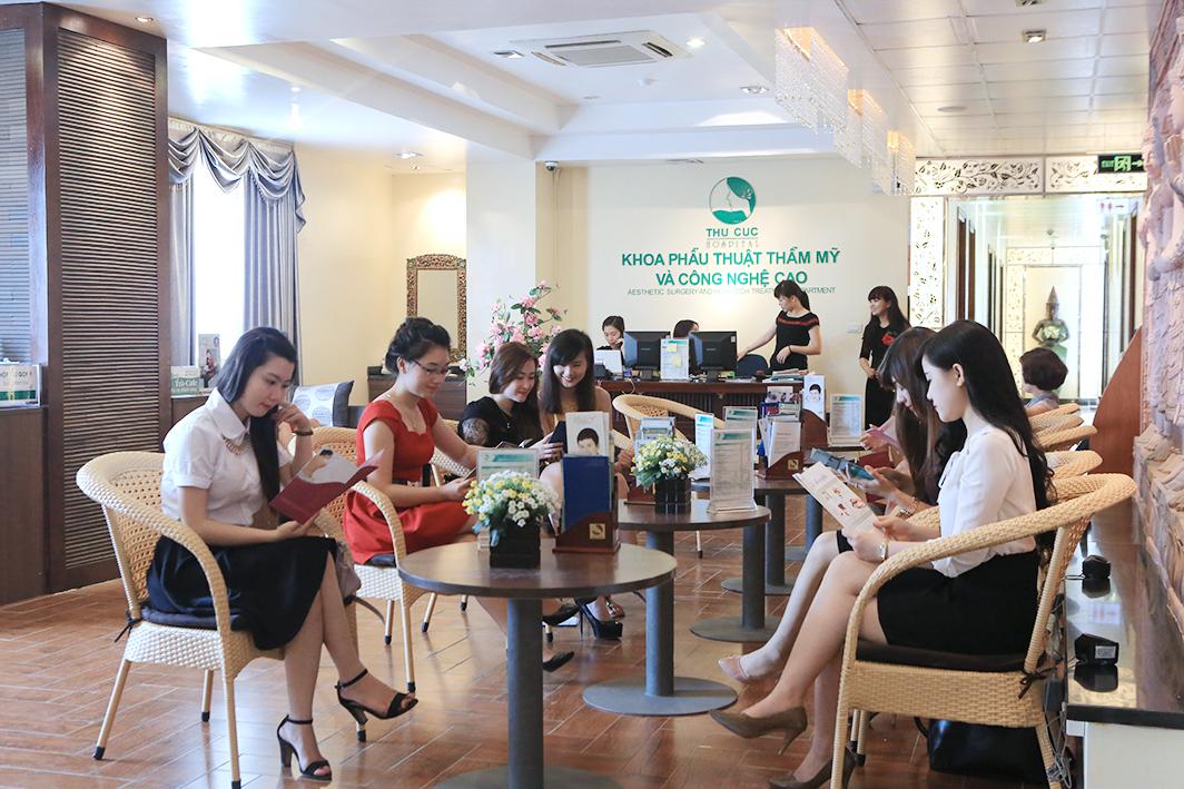 Thu Cúc là địa điểm làm đẹp lý tưởng của phụ nữ Việt