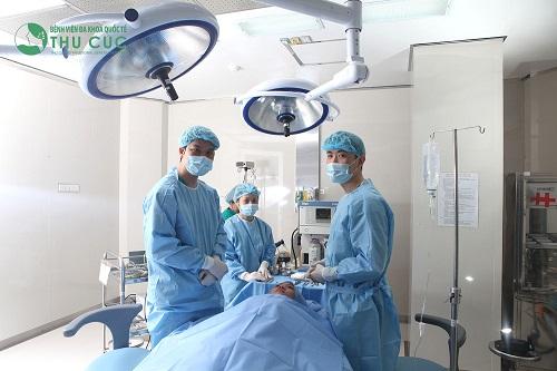 Quy trình phẫu thuật vô khuẩn, vô trùng tối đa