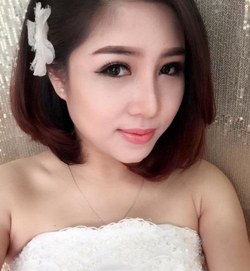 """Cô chủ 9x hóa thân thành cô dâu xinh xắn với diện mạo """"đẹp từng centimet"""""""