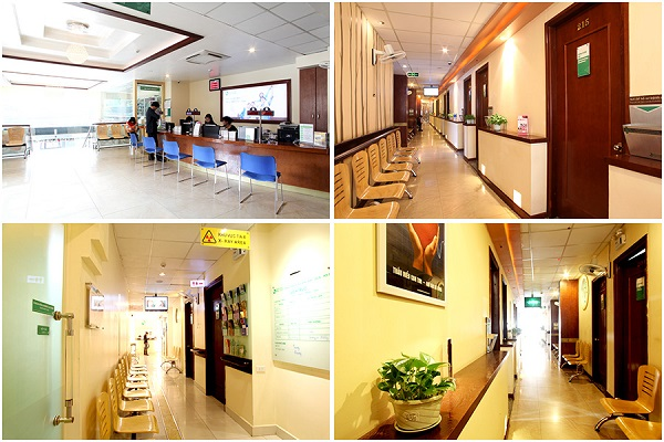 Thẩm mỹ Thu Cúc khang trang, hiện đại, phát triển toàn diện theo mô hình Bệnh viện – khách sạn