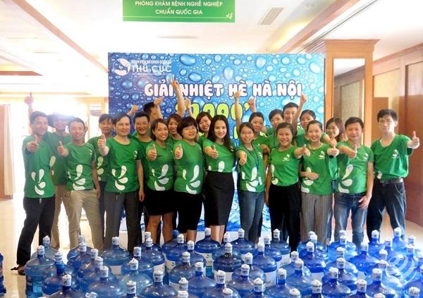 Ngoài hoạt động chuyên môn, nữ chủ tịch cùng Công đoàn Thu Cúc Sài Gòn tích cực tham gia các hoạt động thiện nguyện cộng đồng