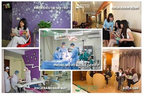 Mô hình bệnh viện – khách sạn theo tiêu chuẩn quốc tế của Thu Cúc