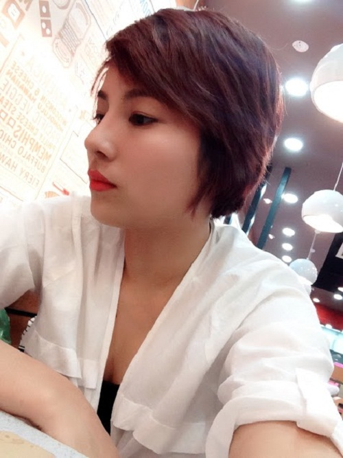 Chiếc mũi đẹp chuẩn Hàn sau thẩm mỹ của chị Huyền là niềm mong ước của nhiều người.
