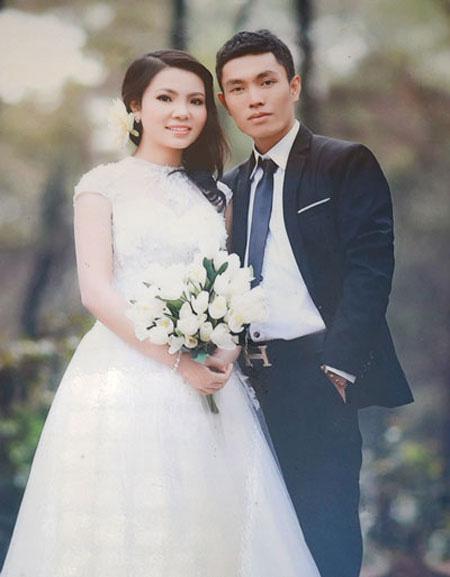 Cô gái xinh đẹp giờ đây đã có một câu chuyện tình yêu đẹp và cuộc sống gia đình hạnh phúc