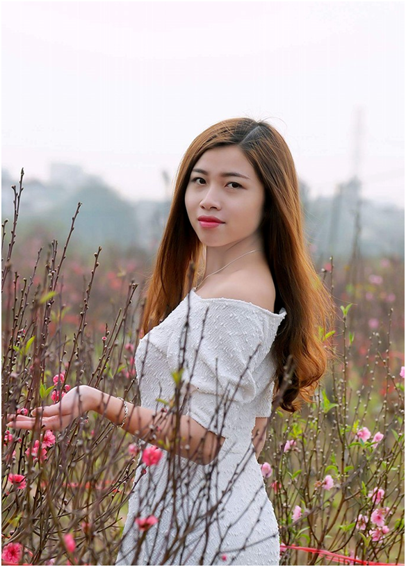 Cận cảnh đôi lông mày phun thẩm mỹ tại Thu Cúc của bạn Hà Thị Hòa.
