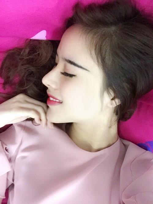 Nét hoàn hảo của cô bạn Thiên Vy sau khi tiêm filler độn cằm tại Thu Cúc