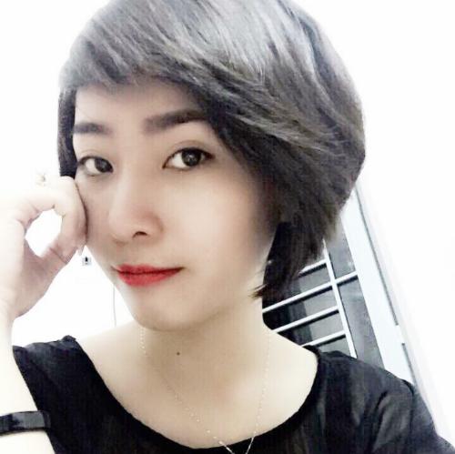 Không chỉ sở hữu đôi mắt đẹp, gương mặt Ngọc Lan cũng trở nên xinh tươi, trẻ trung hơn nhiều so với độ tuổi 29.