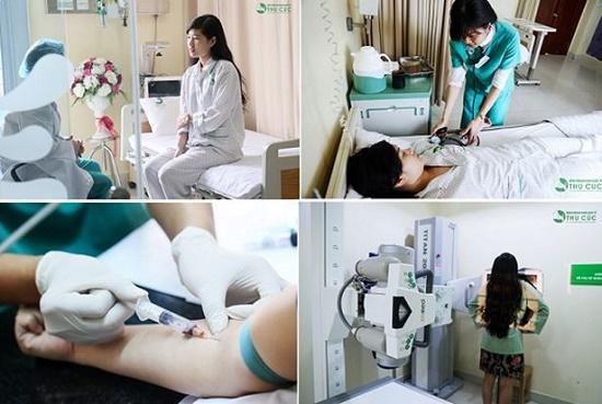 Khám sức khỏe theo quy định Bộ Y tế là quy trình không thể thiếu khi thực hiện thẩm mỹ tại Thu Cúc để đảm bảo an toàn cho khách hàng.