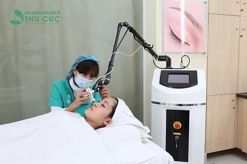 Trị tàn nhang bằng công nghệ Laser Q - Switched đem lại hiệu quả cao